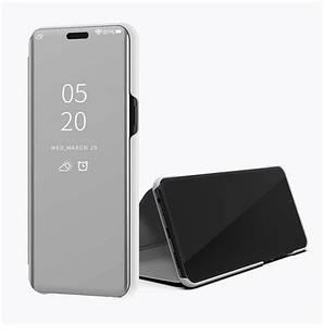 Чохол-книжка Mirror для Xiaomi Redmi 7A Дзеркальна Срібло
