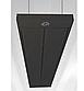 Обігрівач інфрачервоний Білюкс П2000 чорний стельовий, промисловий, потужність 2000 Вт, фото 2