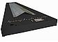 Обігрівач інфрачервоний Білюкс П2000 чорний стельовий, промисловий, потужність 2000 Вт, фото 3