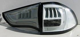 Mitsubishi Pajero Sport оптика задняя LED белая, фото 2