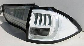 Mitsubishi Pajero Sport оптика задняя LED белая, фото 3