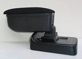 Citroen C4 подлокотник Botec черный текстильный