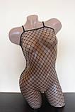 Сексуальная боди сетка с брительками в упаковке сексуальное белье/ эротическое белье, фото 4