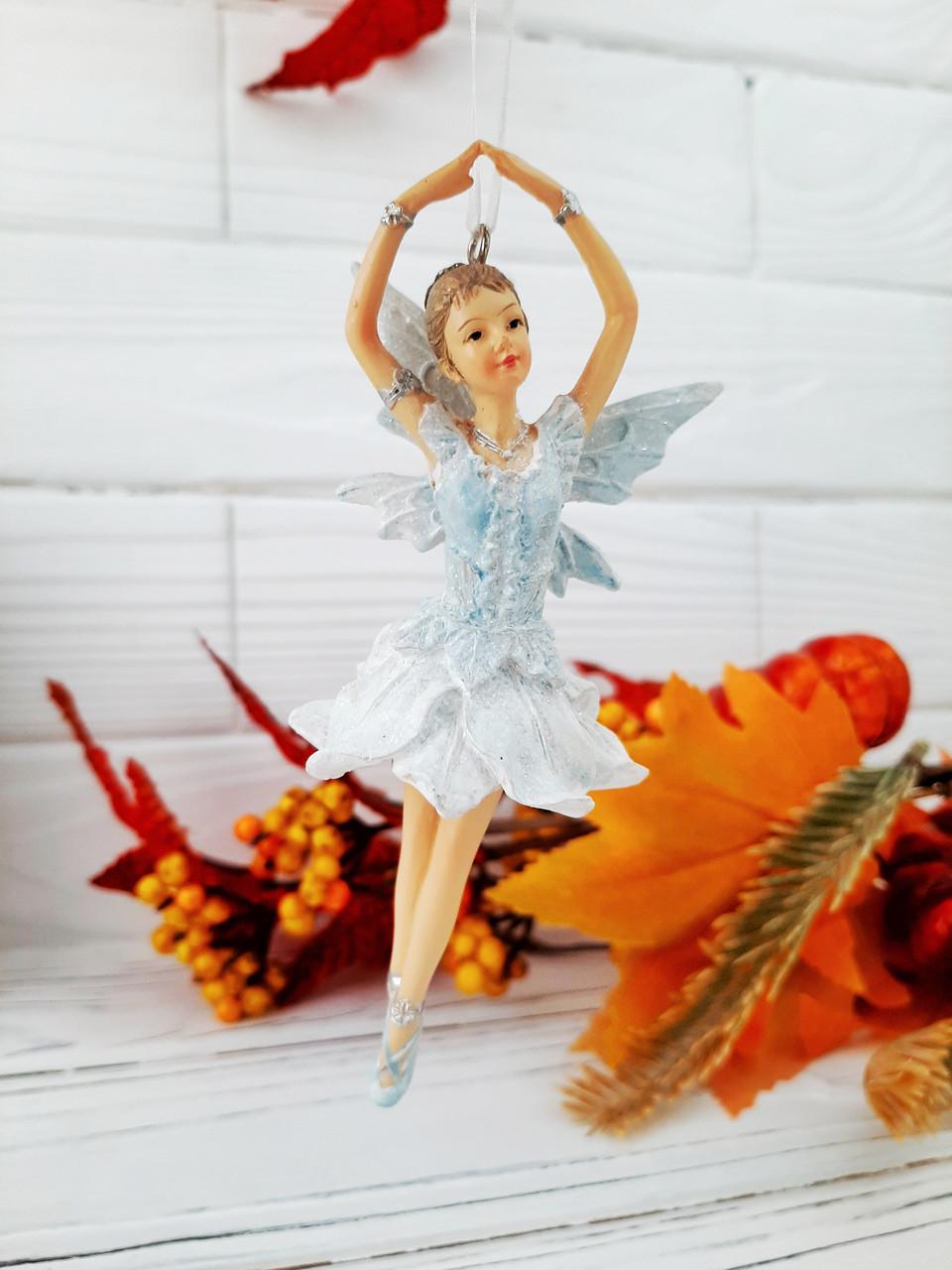 "Елочная игрушка ""Балеринка"", 14 см"