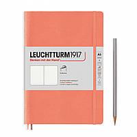 Блокнот Leuchtturm1917 Muted Colours Середній А5 (14,5х21 см) М'яка обкладинка Bellini Крапка (361596), фото 1