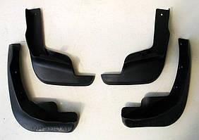 Nissan Qashqai J11 Mk2 бризковики колісних арок GT передні і задні з лого