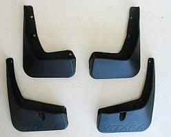 Suzuki Vitara 2015 брызговики GT колесных арок передние и задние полиуретановые с лого