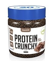 Quamtrax Protein Crunchy 500 гр - Dark & White Choco молочный шоколад