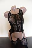 Сексуальна боді сітка боди-сетка в упаковке бодистокинг сексуальное белье, фото 2