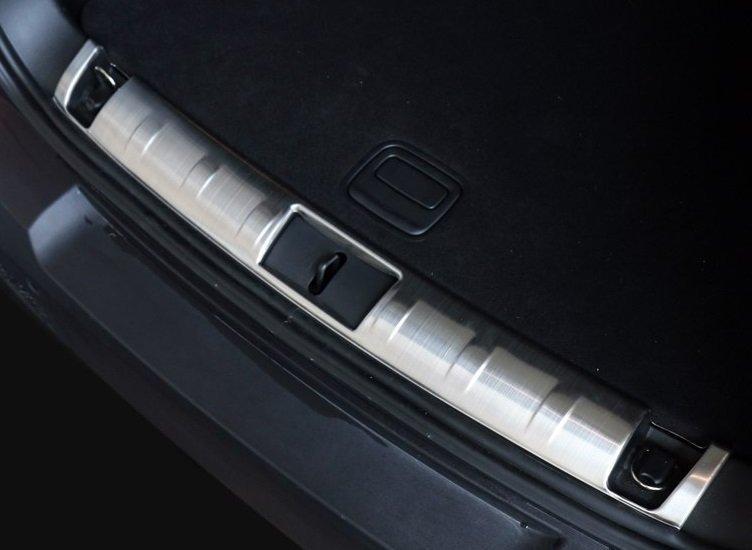 Jeep Renegade накладка защитная на задний бампер внутренняя