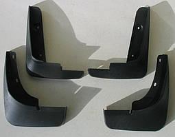 Chevrolet Cruze Mk1  брызговики ASP колесных арок передние и задние полиуретановые
