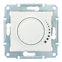 Светорегулятор поворотный индуктивный 230 В 60-325 Вт/ВА Слоновая кость Sedna SDN2200423
