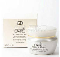 1272 Увлажняющий крем для нормальной и комбинированной кожи - Ja-De Moisturizing cream for normal &
