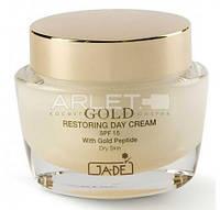 1287 Восстанавливающий дневной крем - Ja-De Gold Restoring Day Cream SPF 15 (Оригинал)