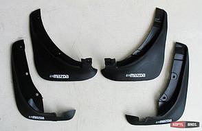 Mazda 6 2003+ брызговики колесных арок ASP передние и задние полиуретановые