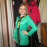 Куртка демисизонная обшита бисером VO TARUN