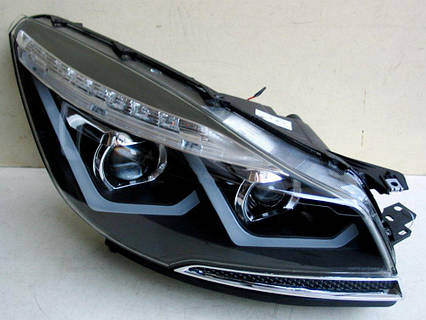 Ford Kuga 2 оптика передняя альтернативная LD с ДХО, фото 2