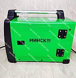 Сварочный инверторный полуавтомат Минск МСА-380N (2в1), фото 4