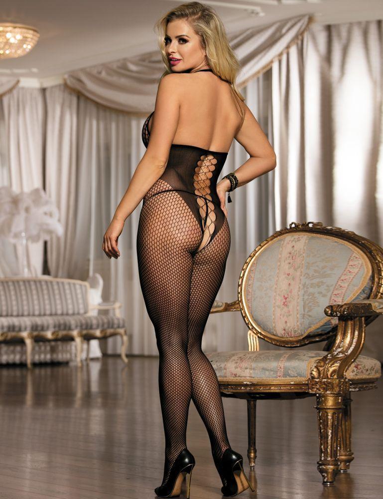 Сексуальная Боди-сетка Сексуальное белье Эротическое белье