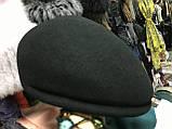 Мужская кепка из фетра из натуральной шерсти, фото 4