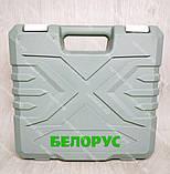 Аккумуляторный шуруповерт Белорус МТЗ ДА NEW 12V 2 Ач, фото 7