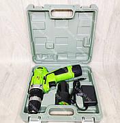 Аккумуляторный шуруповерт Белорус МТЗ ДА NEW 12V 2 Ач, фото 2