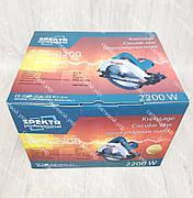 Пила дискова Spektr SCS-2200 паркетка циркулярка, фото 3