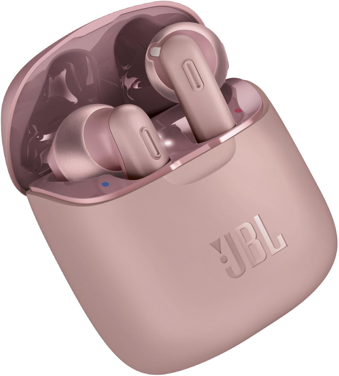 Наушники JBL Tune 220 TWS Pink (JBLT220TWSPIK)
