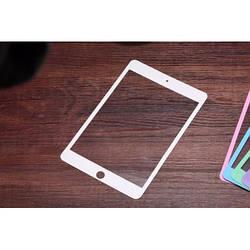 Защитное стекло Белое для iPad air 1