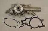 Водяной насос охлаждения двигателя Optimal (производитель Германия), фото 3
