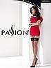 Панчохи ST021 1/2 nero - Passion код, фото 3