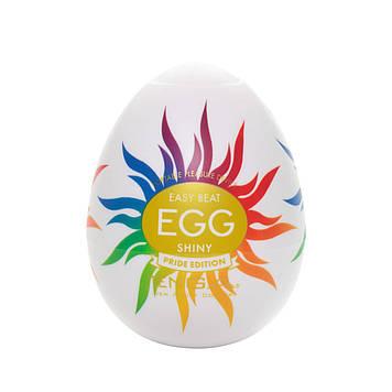 Мастурбатор яйцо Tenga Egg Shiny Pride Edition SO3815