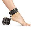 Премиум поножи LOVECRAFT черные, натуральная кожа, в подарочной упаковке SO3296, фото 3