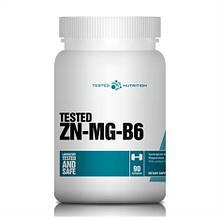 Бустер тестостерона Tested ZMA ( Zn-Mg-B6 ) - 90 caps.