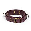 Премиум ошейник LOVECRAFT размер S фиолетовый, натуральная кожа, в подарочной упаковке SO3305, фото 3
