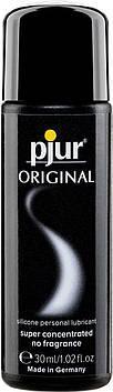 Універсальна змазка на силіконовій основі pjur Original 30 мл, 2-в-1: для сексу і масажу PJ10050 код