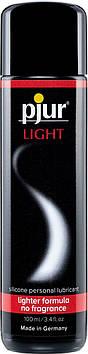 Силіконова змазка pjur Light 100 мл сама рідка, 2-в-1 для сексу і масажу PJ10210 код