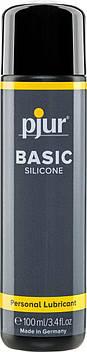Силіконова змазка pjur Basic Personal Glide 100 мл краще ціна/якість, відмінно для новачків PJ10270 код