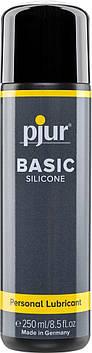 Силіконова змазка pjur Basic Personal Glide 250 мл краще ціна/якість, відмінно для новачків PJ10280 код