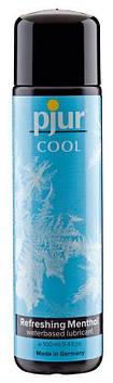 Охлаждающий лубрикант на водной основе pjur Cool 100 мл с ментолом
