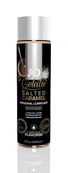Смазка на водной основе System JO GELATO Salted Caramel (120 мл) без сахара, парабенов и гликоля SO1668 код