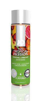 Змазка на водній основі System JO H2O - Tropical Passion (120 мл) без цукру, рослинний гліцерин SO1674 код