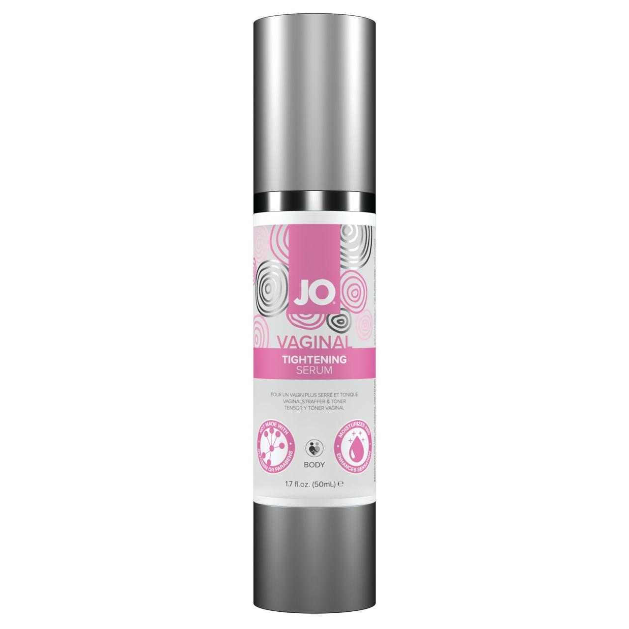 Гель для сужения влагалища System JO Vaginal Tightening Serum (50 мл) с охлаждающе-вибрирующим эфф. SO2450