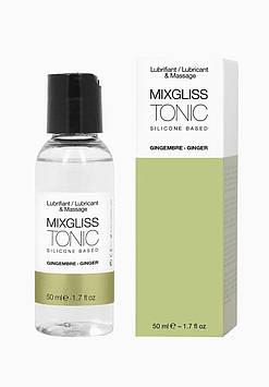 Лубрикант на силіконовій основі MixGliss TONIC - GINGEMBRE (50 мл) з ароматом імбиру SO1359 код
