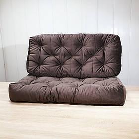 Пошив мебельных подушек с втяжками