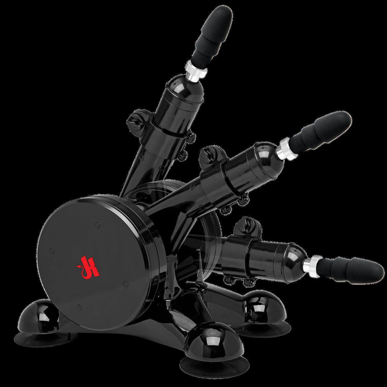 Секс машина Doc Johnson Kink - Fucking Machines Power Banger с креплением Vac-U-Lock SO1583 код