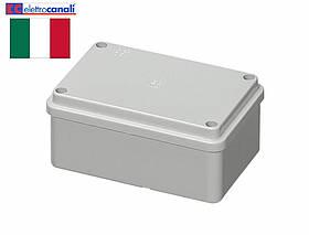Коробка распределительная IP56 120x80x50 Elettrocanali EC410C4R (настенная)