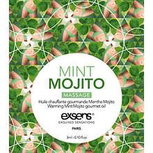 Пробник массажного масла EXSENS Mojito 3мл SO2376 код