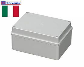 Коробка распределительная IP56 150x110x70 Elettrocanali EC410C5 (настенная)