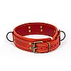 Премиум ошейник LOVECRAFT размер M красный, натуральная кожа, в подарочной упаковке SO3318 код, фото 2